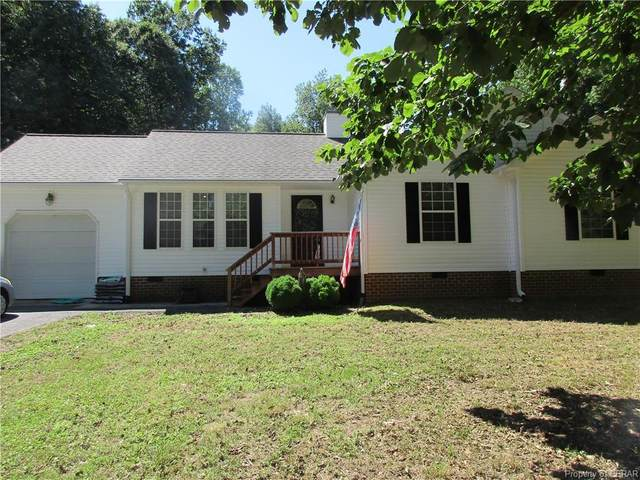 7990 Founders Mill Way, Gloucester, VA 23061 (MLS #2118876) :: EXIT First Realty