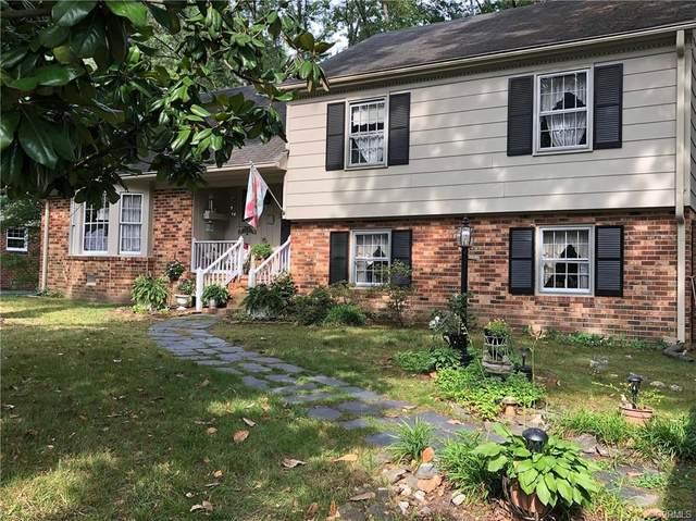 1515 Village Grove Road, Henrico, VA 23238 (MLS #2118879) :: EXIT First Realty
