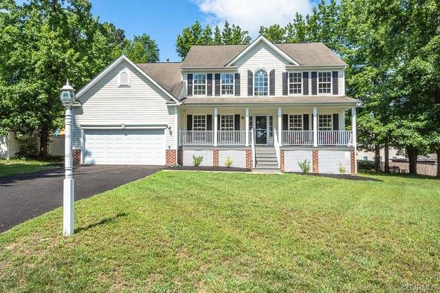 1005 Armour Court, Henrico, VA 23223 (MLS #2118886) :: EXIT First Realty