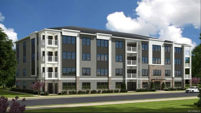 4000 Maze Runner Drive #106, Chesterfield, VA 23112 (MLS #2118905) :: EXIT First Realty