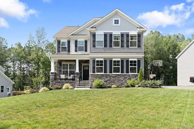 15606 Morocco Lane, Chesterfield, VA 23832 (MLS #2118917) :: EXIT First Realty