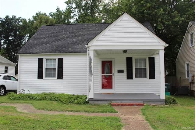 207 Defense Avenue, Sandston, VA 23150 (MLS #2119027) :: Village Concepts Realty Group