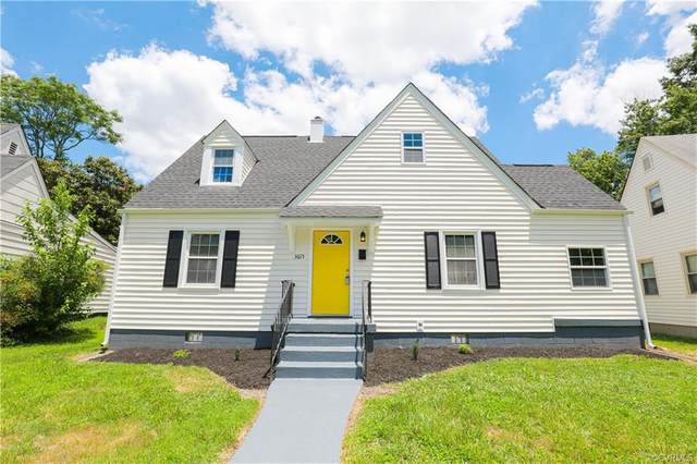 3615 Garland Avenue, Richmond, VA 23222 (MLS #2119096) :: EXIT First Realty