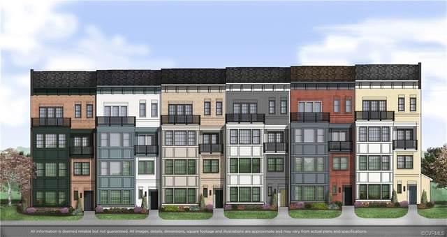 2242 W Libbie Lake Street A, Henrico, VA 23230 (MLS #2119130) :: Small & Associates