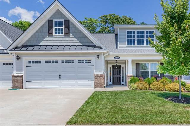 7204 Cherry Leaf Way, Mechanicsville, VA 23111 (MLS #2119164) :: Small & Associates
