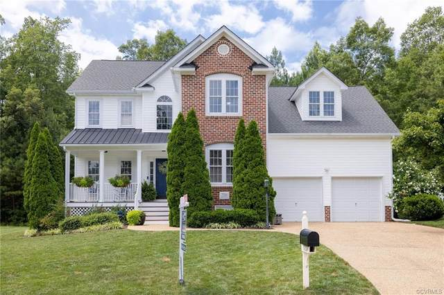 7724 Hampton Manor Court, Chesterfield, VA 23832 (MLS #2119188) :: Small & Associates