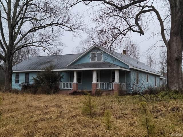 13009 River Road, Lancaster, VA 22503 (MLS #2119246) :: The Redux Group