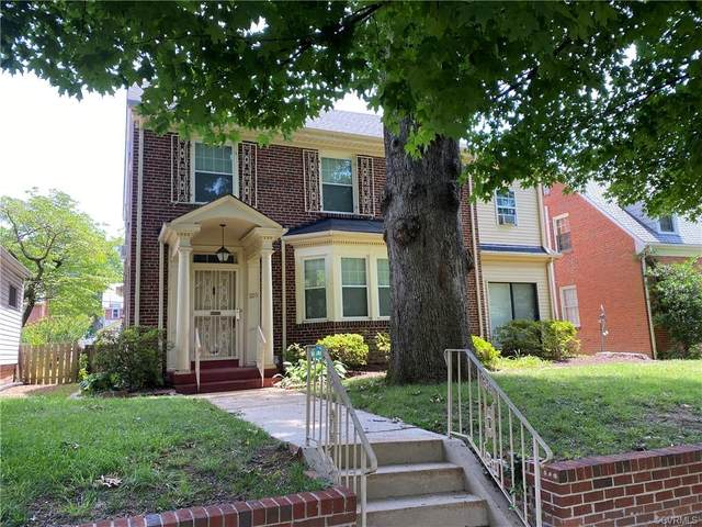 3213 Griffin Avenue, Richmond, VA 23222 (MLS #2119269) :: EXIT First Realty
