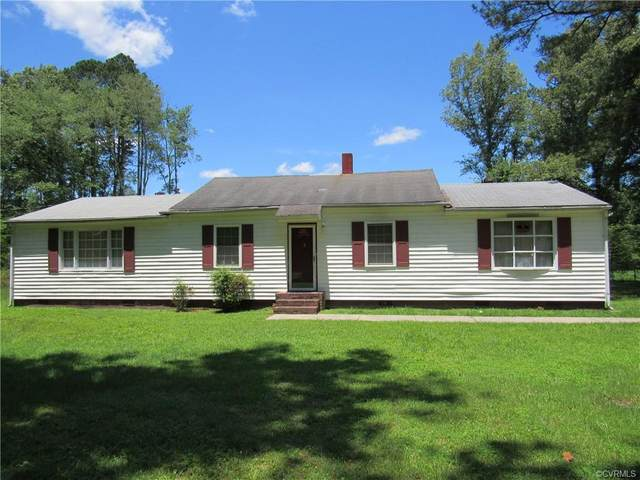 15961 Wilcox Neck Road, Charles City, VA 23030 (MLS #2119309) :: Village Concepts Realty Group