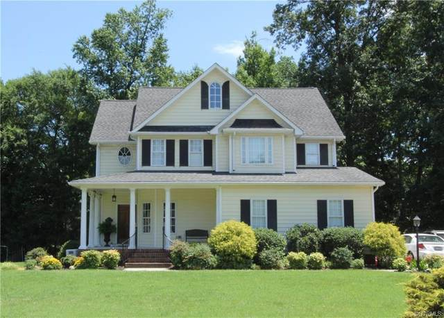 111 Indian Rock Court, Colonial Heights, VA 23834 (MLS #2119353) :: EXIT First Realty