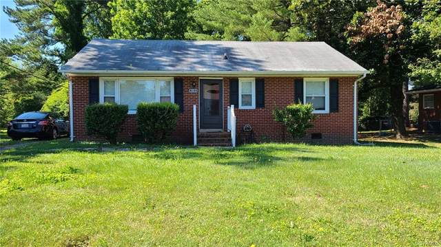 1805 Glenthorne Road, Richmond, VA 23222 (MLS #2119369) :: The Redux Group