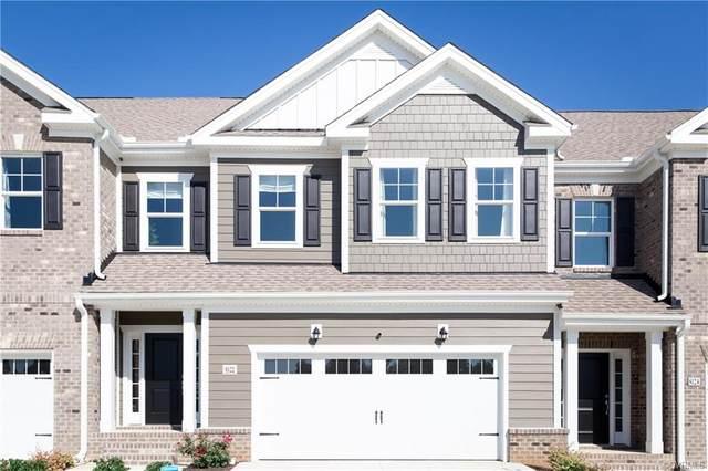 8122 Carriage Bend Lane, Henrico, VA 23294 (MLS #2119398) :: Village Concepts Realty Group