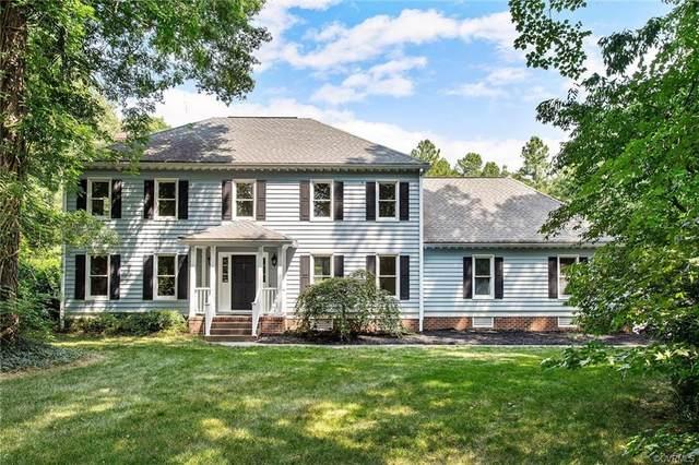 7222 Rotherham Drive, Hanover, VA 23116 (MLS #2119494) :: Treehouse Realty VA
