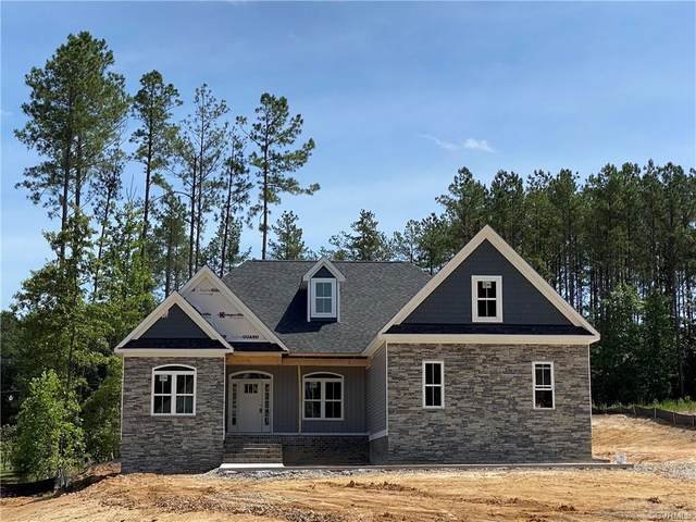 8042 Clancy Place, Chesterfield, VA 23838 (MLS #2119635) :: The Redux Group