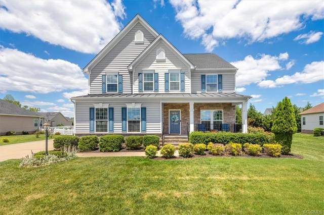 12254 Declaration Avenue, Chester, VA 23836 (MLS #2119646) :: Village Concepts Realty Group