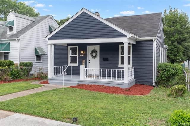 2012 Gordon Avenue, Richmond, VA 23224 (MLS #2119647) :: EXIT First Realty
