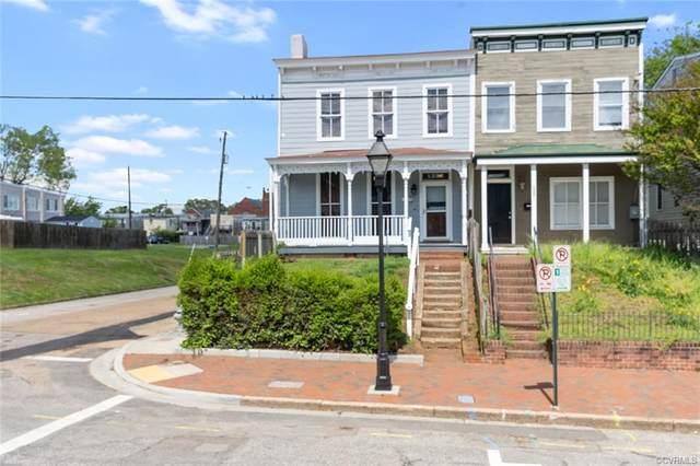 1322 W Clay Street, Richmond, VA 23220 (MLS #2119832) :: Treehouse Realty VA