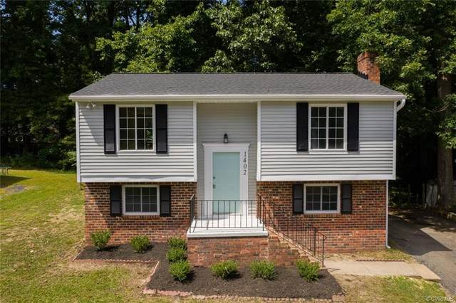 1402 Cauthan Court, Chesterfield, VA 23236 (MLS #2119903) :: Village Concepts Realty Group