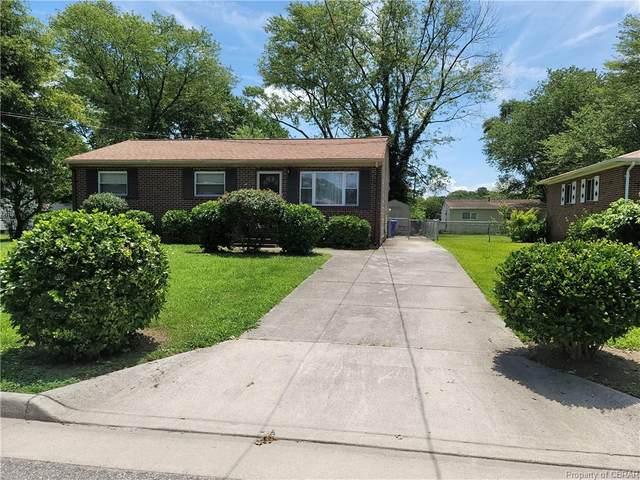 122 Delmar Lane, Newport News, VA 23602 (MLS #2120087) :: Small & Associates