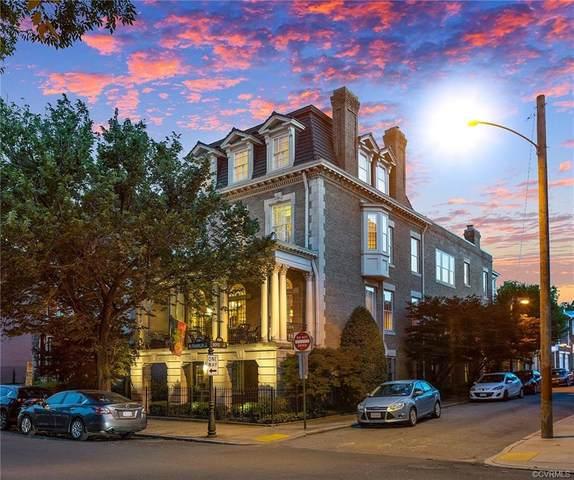 1015 W Franklin Street, Richmond, VA 23220 (MLS #2120098) :: Small & Associates