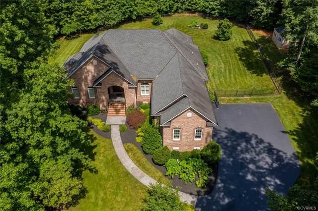 3053 Maple Lake Road, Powhatan, VA 23139 (#2120161) :: The Bell Tower Real Estate Team