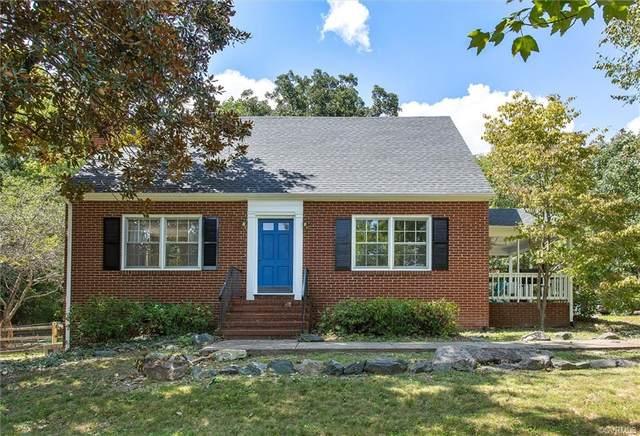 29 Pine Lane, Fork Union, VA 23055 (MLS #2120192) :: Village Concepts Realty Group