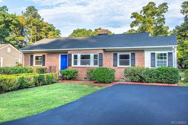 3406 Pemberton Avenue, Henrico, VA 23222 (MLS #2120224) :: Small & Associates