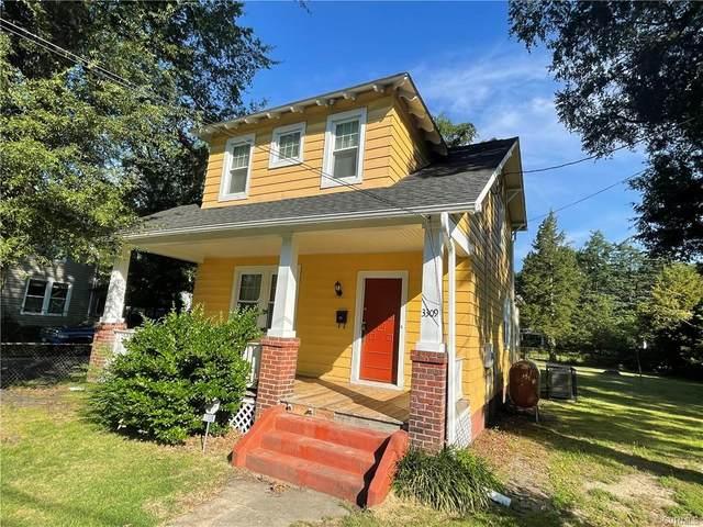3309 Broad Rock Road, Richmond, VA 23224 (MLS #2120226) :: EXIT First Realty