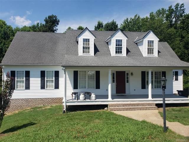 10237 Slidingrock Drive, Mechanicsville, VA 23116 (MLS #2120291) :: EXIT First Realty