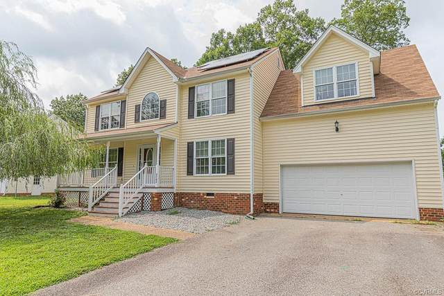 5742 Baileys Path Road, South Chesterfield, VA 23803 (MLS #2120305) :: Blake and Ali Poore Team
