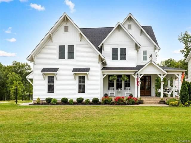4600 Lake Summer Loop, Chesterfield, VA 23120 (MLS #2120313) :: Treehouse Realty VA
