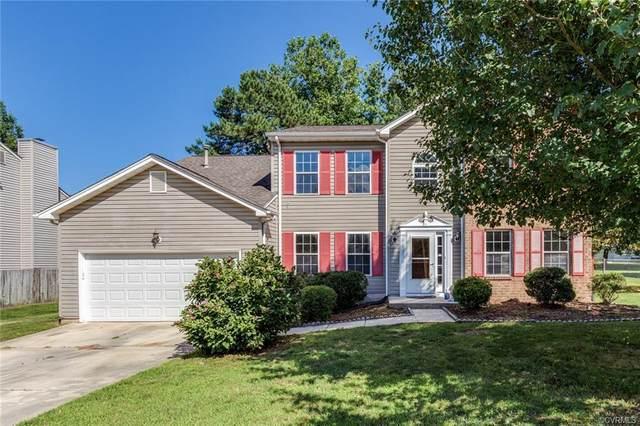 103 Shea Lane, Williamsburg, VA 23185 (MLS #2120314) :: Small & Associates