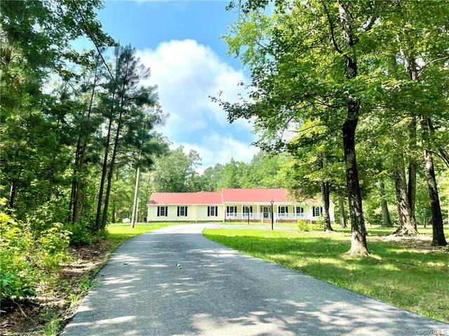 9820 Beaver Bridge Road, Chesterfield, VA 23838 (MLS #2120327) :: Small & Associates