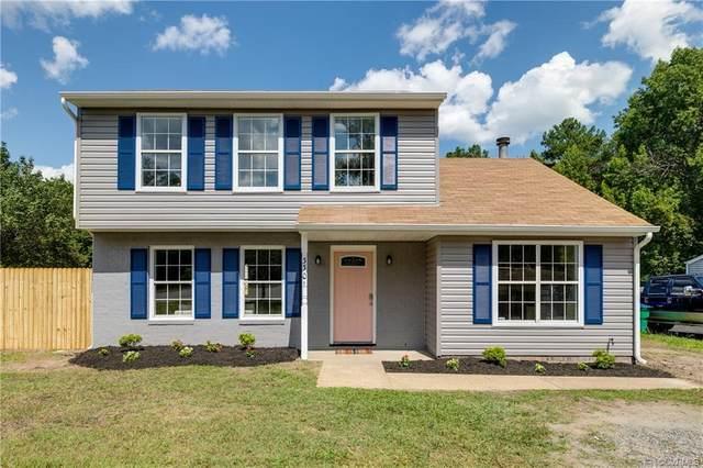 3301 Mark Road, Richmond, VA 23234 (MLS #2120476) :: The RVA Group Realty