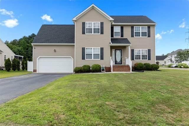 14502 Tralee Place, Chester, VA 23836 (MLS #2120518) :: Treehouse Realty VA