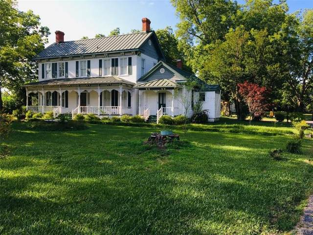 193 Colonial Trail E, Surry, VA 23883 (MLS #2120569) :: Village Concepts Realty Group