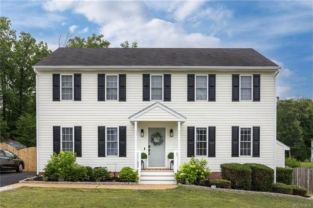 1213 Laureate Turn, Chesterfield, VA 23236 (MLS #2120591) :: Village Concepts Realty Group