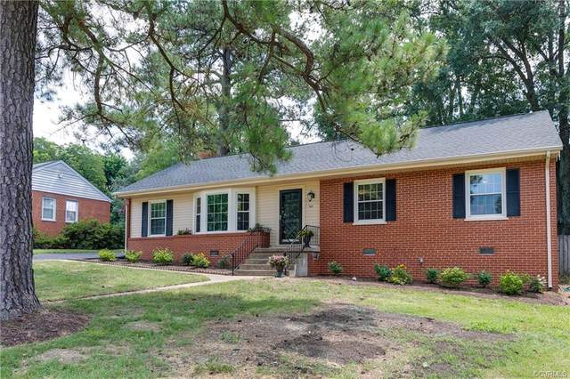507 Cokesburg Lane, Henrico, VA 23229 (MLS #2120592) :: EXIT First Realty