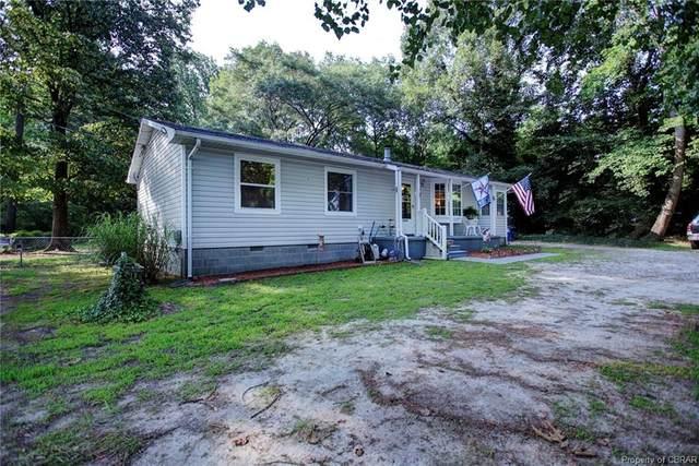 5400 Gum Fork Road, Gloucester, VA 23061 (MLS #2120594) :: Village Concepts Realty Group