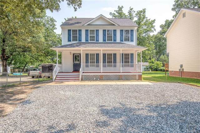 2521 Dwight Avenue, North Chesterfield, VA 23237 (MLS #2120635) :: Village Concepts Realty Group