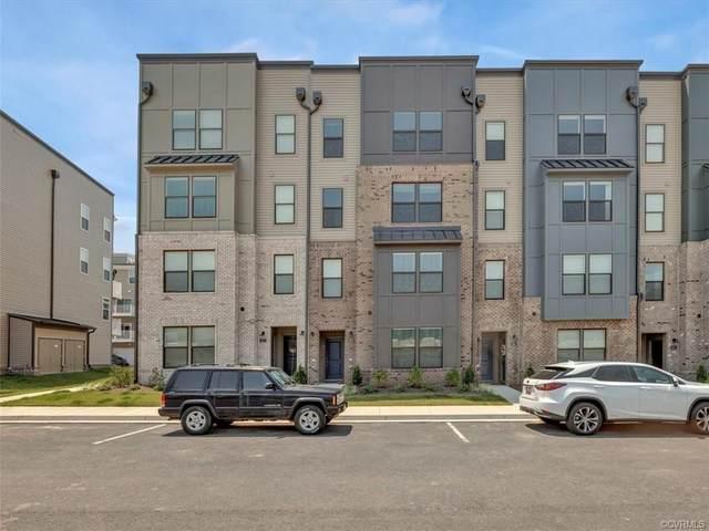 2679 St Elias Drive B, Henrico, VA 23294 (MLS #2120682) :: The RVA Group Realty
