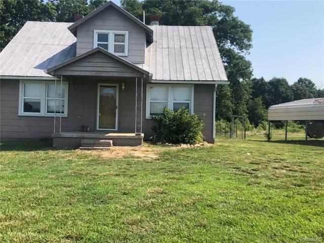 19510 Harrisons Road, Jetersville, VA 23083 (MLS #2120712) :: EXIT First Realty