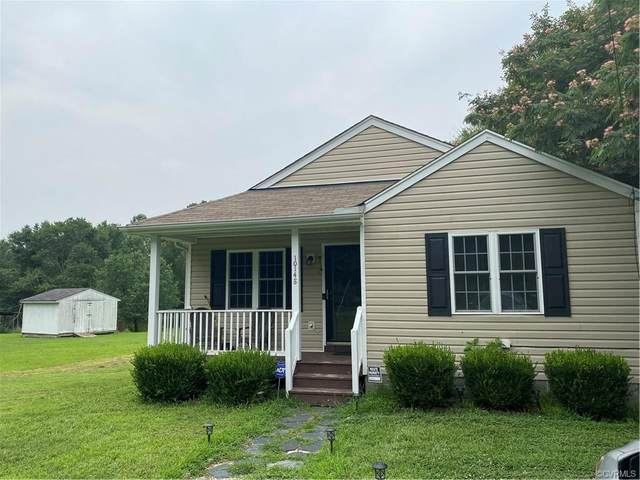 10148 Brandywine Avenue, North Chesterfield, VA 23237 (MLS #2120733) :: Village Concepts Realty Group