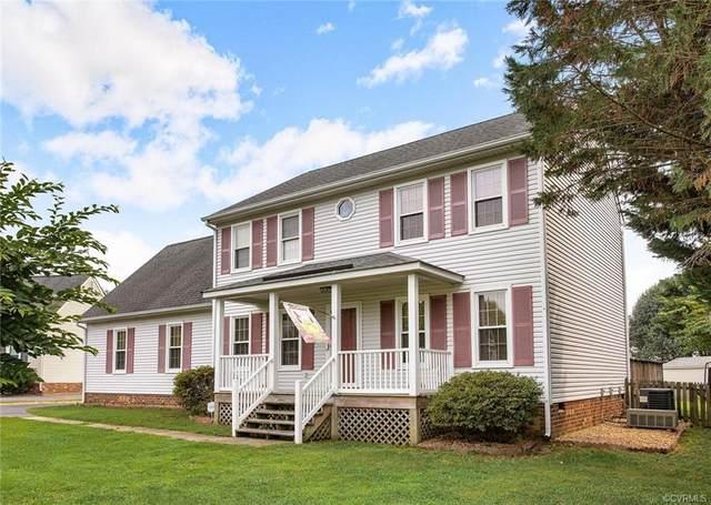 5947 Dugout Terrace, Mechanicsville, VA 23111 (MLS #2120853) :: Small & Associates