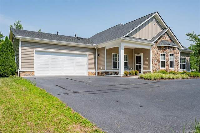 11213 Lantern Way, North Chesterfield, VA 23236 (MLS #2120908) :: The Redux Group