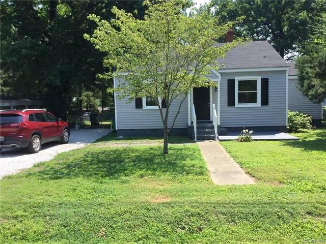 619 Boroughbridge Road, Richmond, VA 23225 (MLS #2120955) :: EXIT First Realty