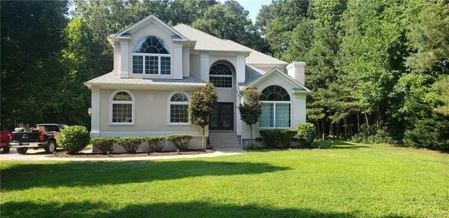 4204 Hall Oaks Drive, Gloucester, VA 23061 (MLS #2120987) :: Small & Associates