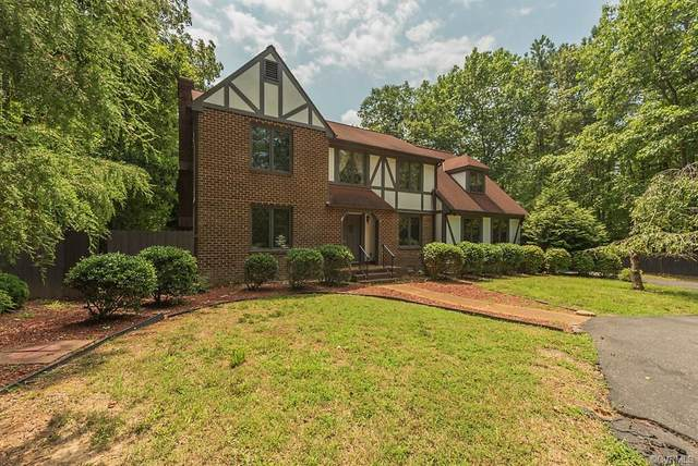 9921 Hourglass Court, Chesterfield, VA 23832 (MLS #2121006) :: EXIT First Realty