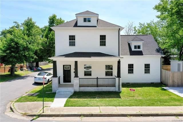 3131 Groveland Avenue, Richmond, VA 23222 (MLS #2121101) :: EXIT First Realty