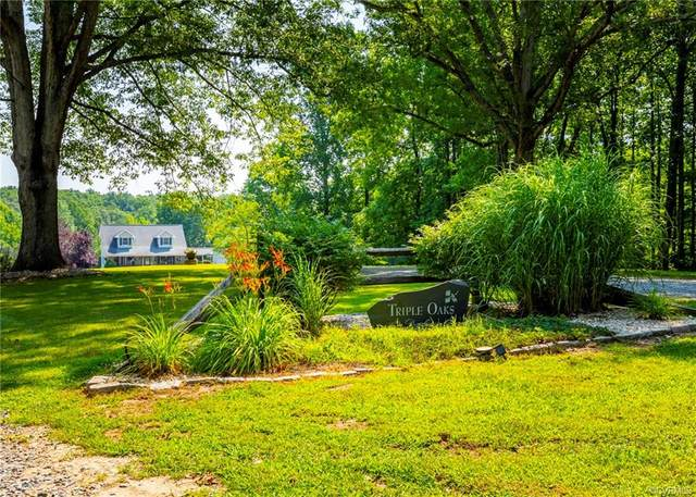 3676 Bell Road, Dillwyn, VA 23936 (MLS #2121115) :: Village Concepts Realty Group